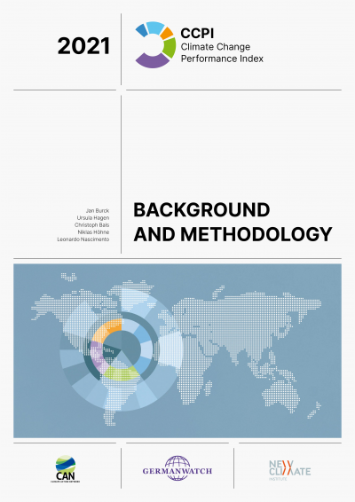 Climate Change Performance Index 2021: Background and Methodology