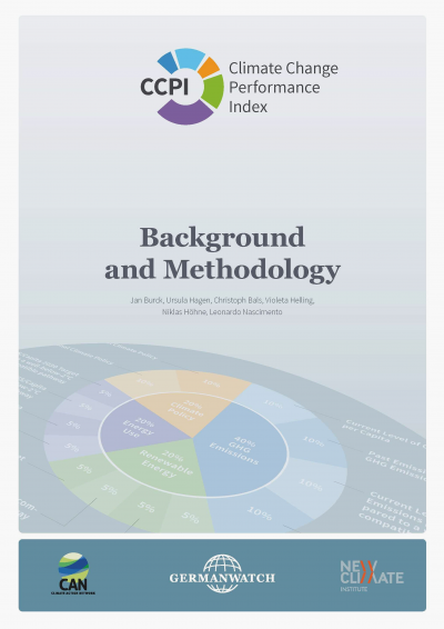 Climate Change Performance Index 2020: Background and Methodology