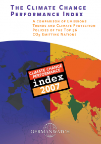 Climate Change Performance Index 2007