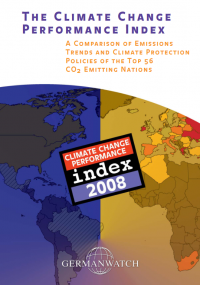 Climate Change Performance Index 2008