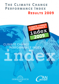 Climate Change Performance Index 2009