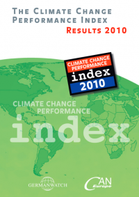 Climate Change Performance Index 2010
