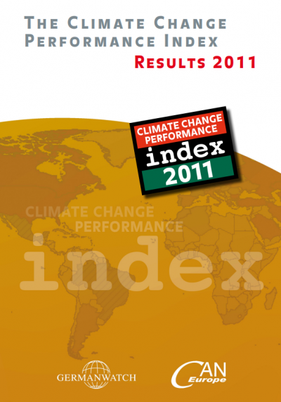 Climate Change Performance Index 2011