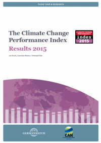 Climate Change Performance Index 2015