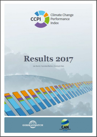 Climate Change Performance Index 2017