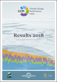 Climate Change Performance Index 2018