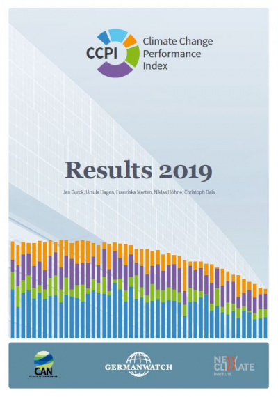 Climate Change Performance Index 2019